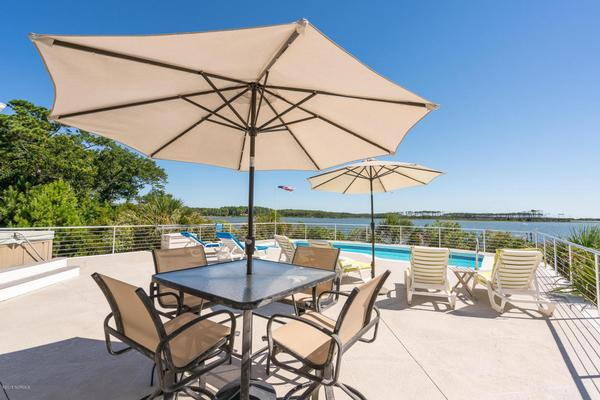 Beaufort Area Direct Waterfront Property luxury homes
