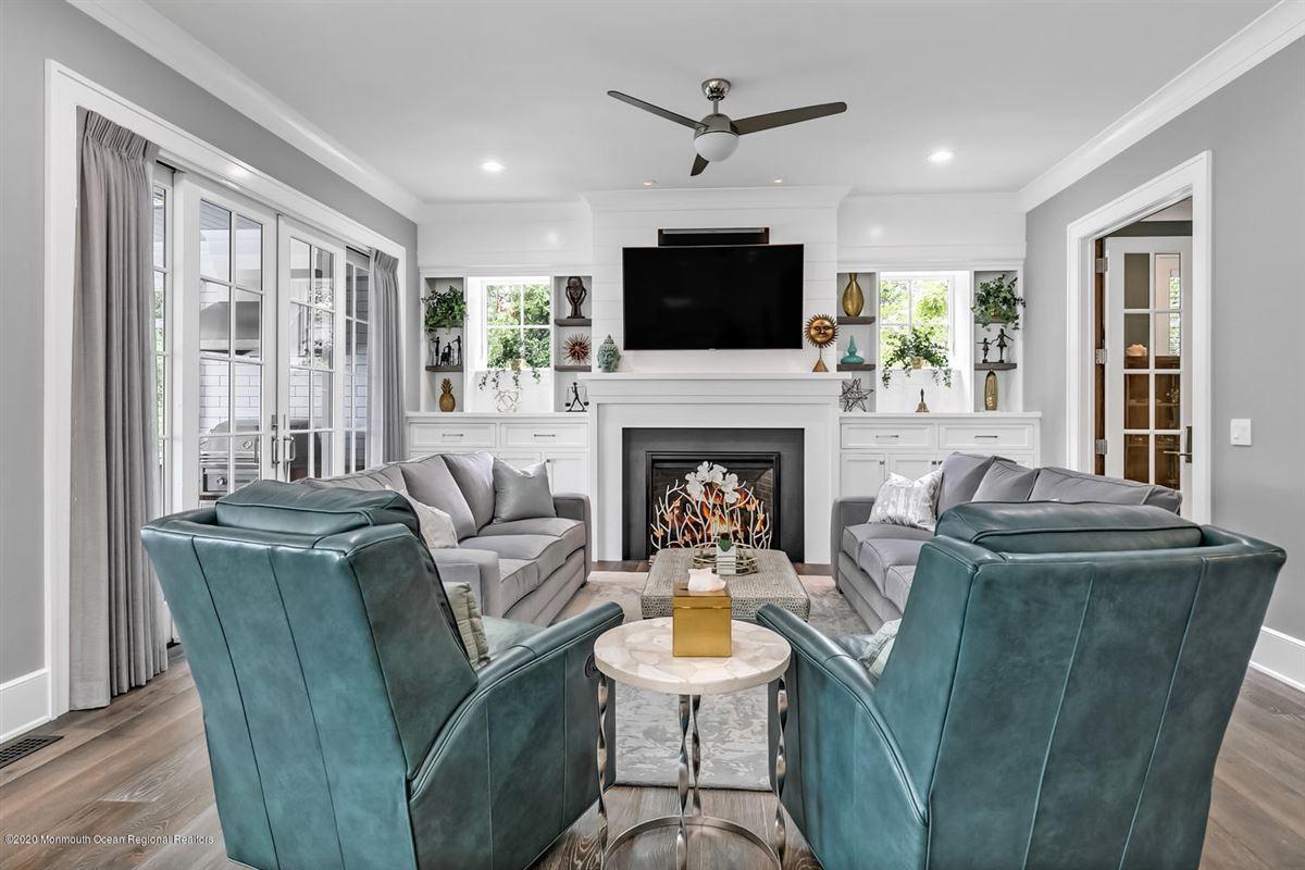 Luxury properties Pristine custom home on a beautiful lot