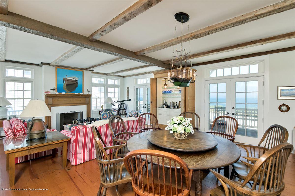 captivating Mantoloking oceanfront retreat luxury homes