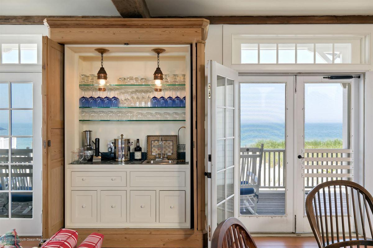 Mansions captivating Mantoloking oceanfront retreat