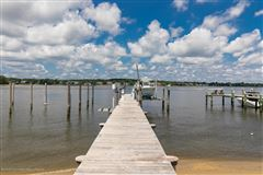 Luxury properties Exquisite riverfront home with spectacular views