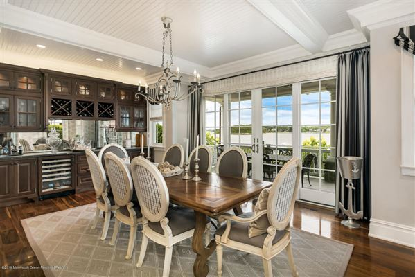 Luxury homes in Exquisite riverfront home with spectacular views
