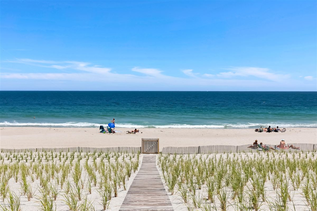 Luxury homes in rare turn-key Bay Head oceanfront haven