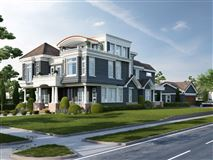 Mansions Spring Lake ocean avenue lot