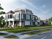 Spring Lake ocean avenue lot mansions