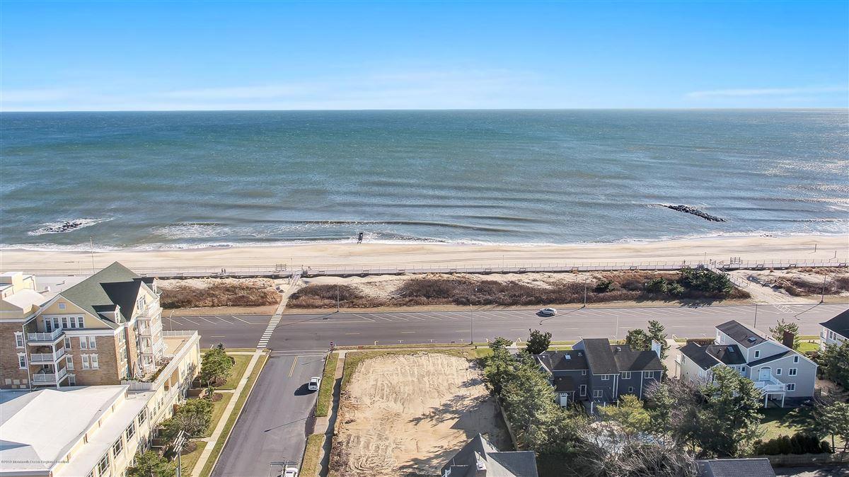 Spring Lake ocean avenue lot luxury homes