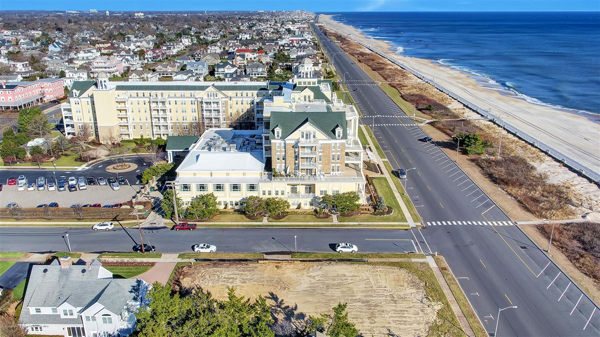 Spring Lake ocean avenue lot luxury real estate