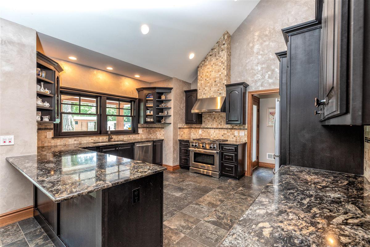 Luxury homes custom home on 27 acre farm