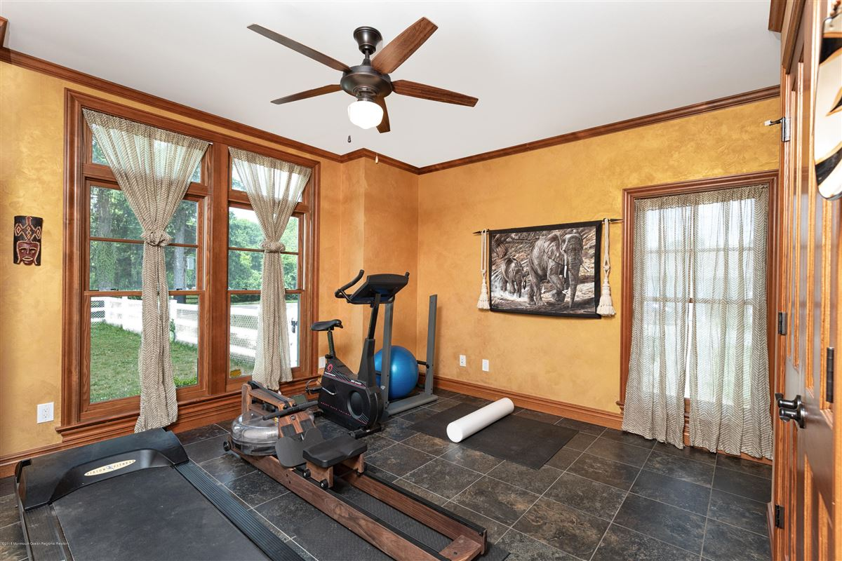 Luxury real estate custom home on 27 acre farm