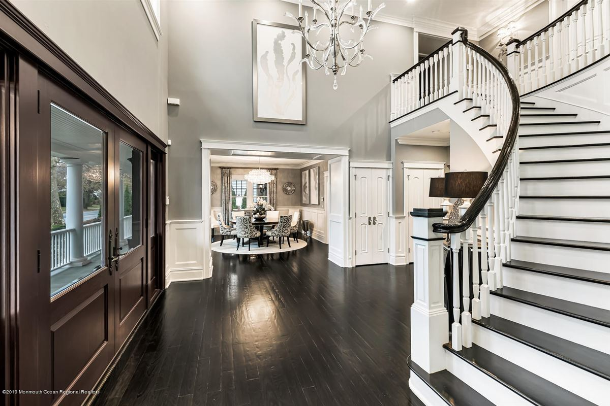 Luxury homes classical beauty with sophisticated elegance in spring lake