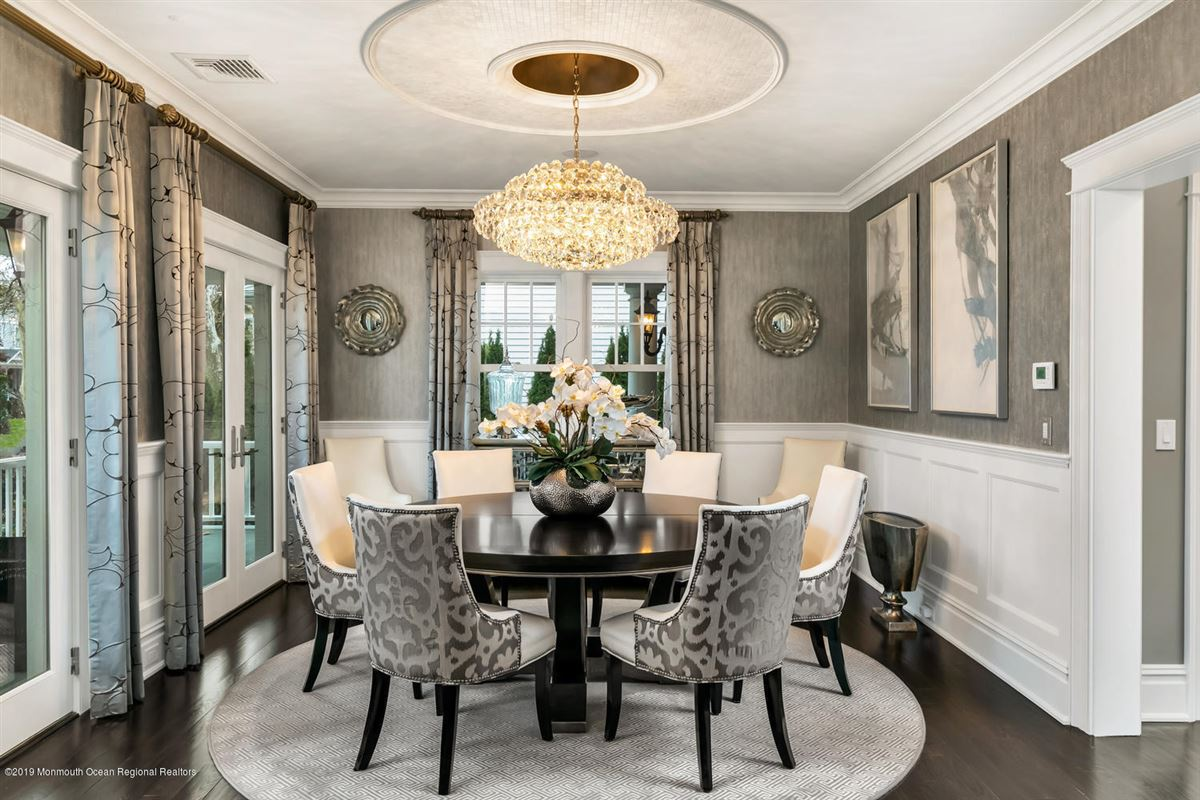 Luxury properties classical beauty with sophisticated elegance in spring lake