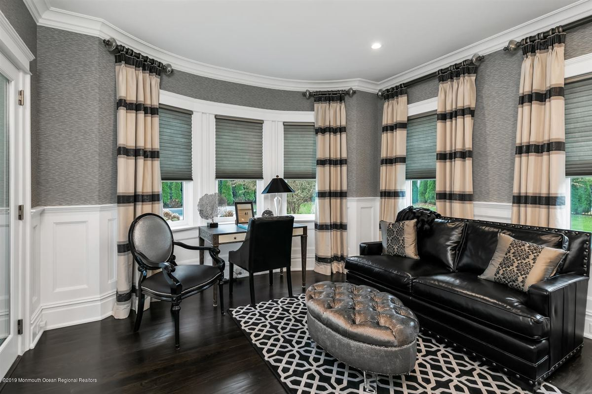 Luxury homes in classical beauty with sophisticated elegance in spring lake