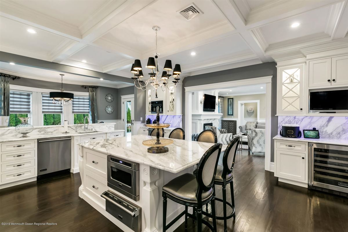 classical beauty with sophisticated elegance in spring lake luxury homes