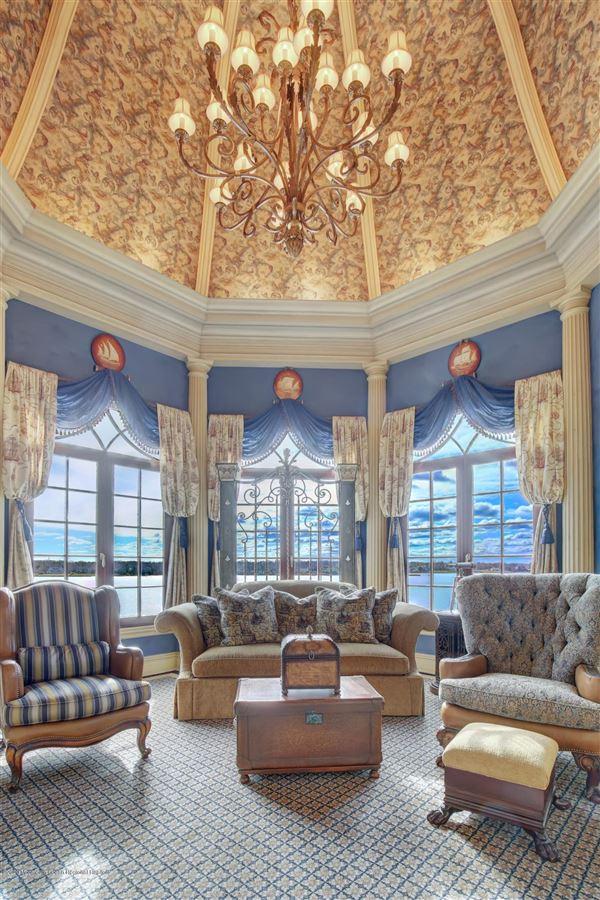 Luxury properties premier waterfront estate
