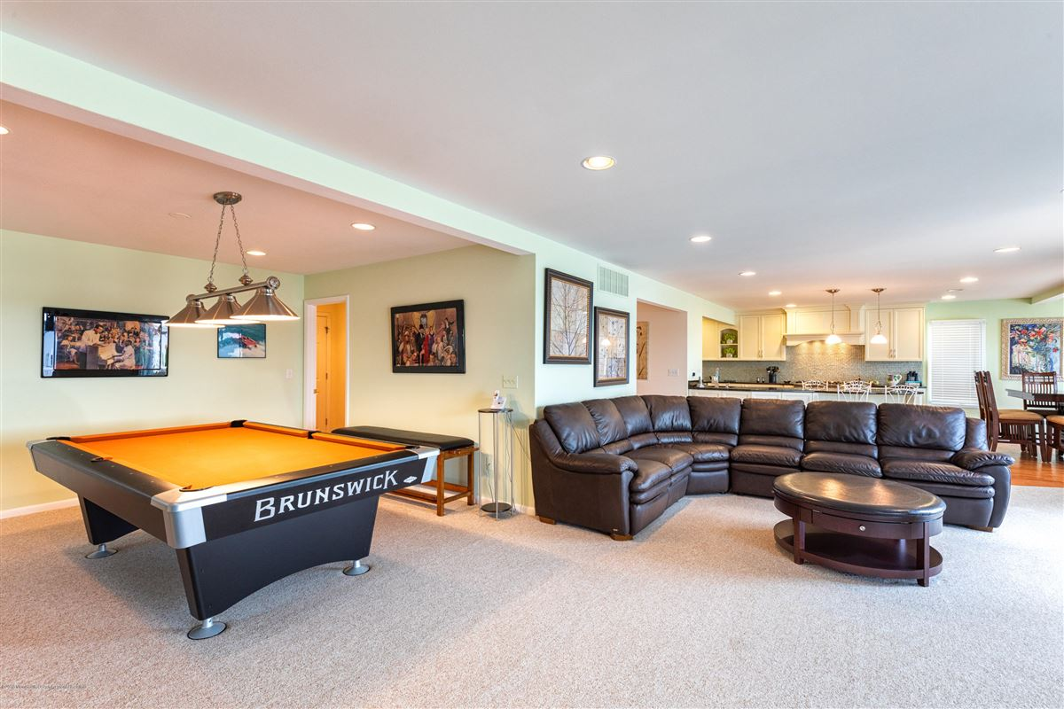 Luxury real estate Outstanding Riverfront home in brick