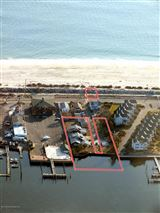 a desirable section of Sea Bright luxury real estate