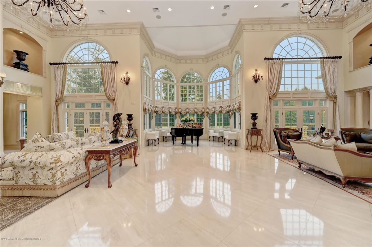 Luxury real estate unparalleled Rumson Gated Estate