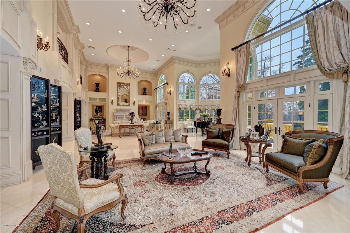unparalleled Rumson Gated Estate mansions