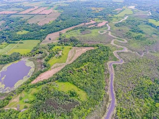 a perfect 107 acre setting luxury real estate