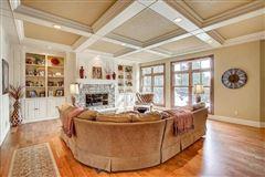 Luxury real estate Incredible custom-built lake home with panoramic views