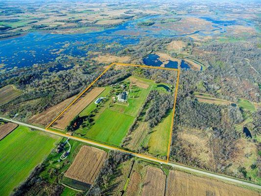 amazing 100-plus-acre estate luxury real estate