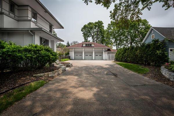 Luxury real estate lovingly updated la crosse home