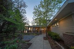 Perfectly designed and sited custom home luxury real estate