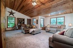 beautiful Farmhouse in Wisconsin luxury real estate
