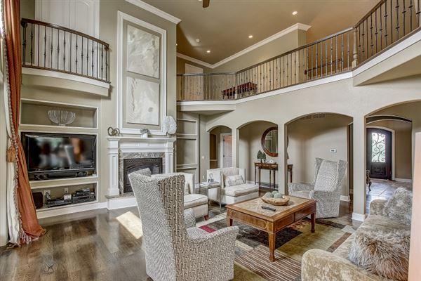 Luxury properties custom home in desirable Blackhawk subdivision