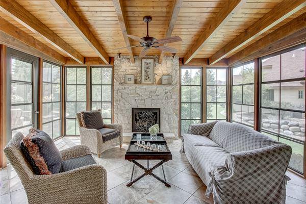 Mansions custom home in desirable Blackhawk subdivision
