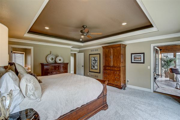 Mansions in custom home in desirable Blackhawk subdivision