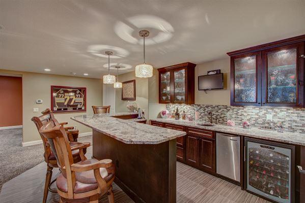 custom home in desirable Blackhawk subdivision luxury homes