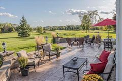 Luxury real estate Spectacular, spacious golf course property