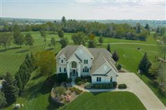 Spectacular, spacious golf course property luxury real estate