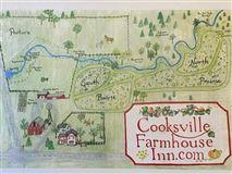 Luxury real estate 1914 Historic Cooksville Farm
