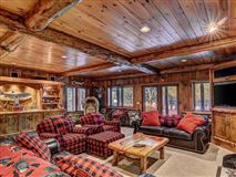 Luxury real estate Lost Loon Lodge - spectacular turnkey opportunity