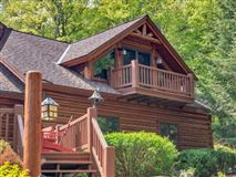 Lost Loon Lodge - spectacular turnkey opportunity luxury real estate