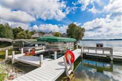 Luxury real estate unique and fun lakefront property