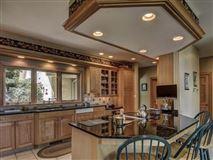 impressive home on Crescent Lake luxury real estate