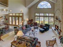 Luxury properties impressive home on Crescent Lake