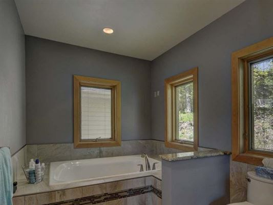 impressive home on Crescent Lake luxury properties
