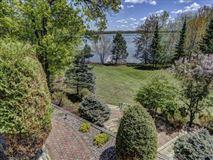 impressive home on Crescent Lake luxury homes