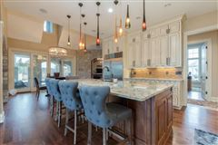 Mansions custom home with care given to every detail