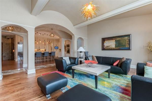 custom home with care given to every detail luxury real estate