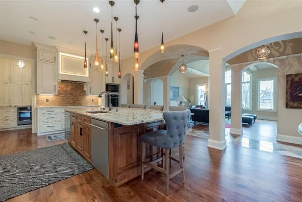 custom home with care given to every detail luxury properties