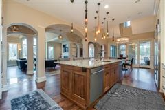 Luxury homes custom home with care given to every detail