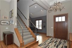 custom home on a private lot luxury real estate