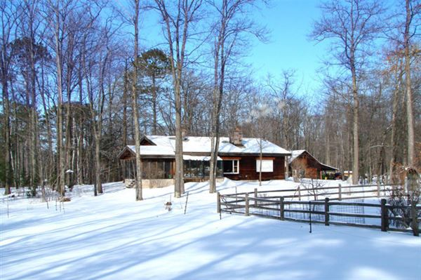 A special 190 acre property luxury homes