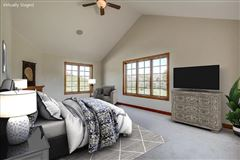 Luxury homes in Cedar Creek Paradise