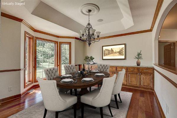 Cedar Creek Paradise luxury real estate